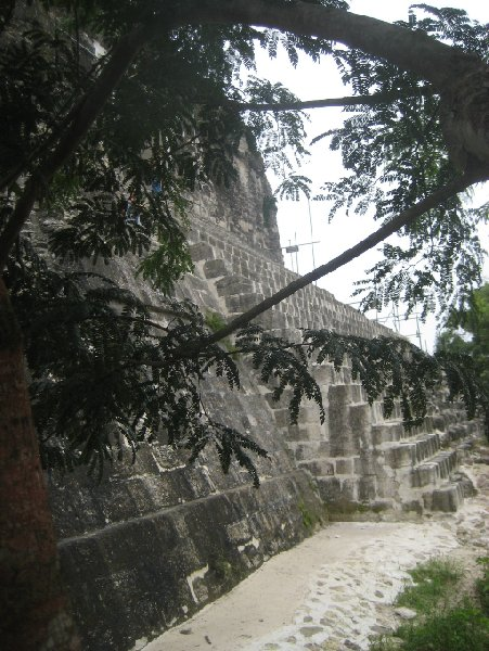 Pictures of the Mayan Ruins in Tikal National Park, Guatemala, Guatemala