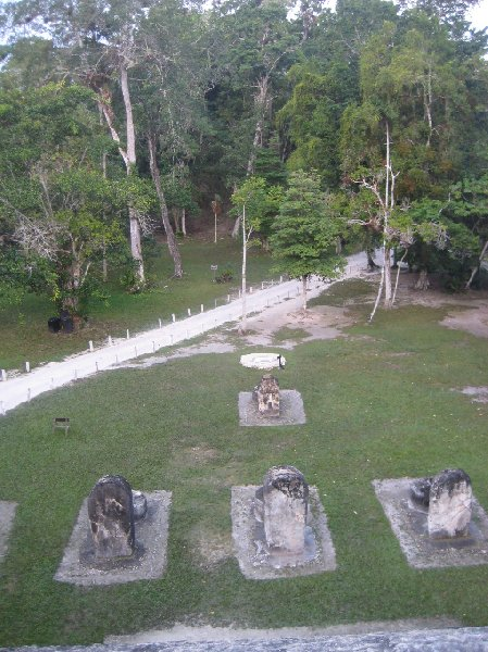 Photos of the Mayan Ruins in Tikal National Park, Guatemala, Guatemala