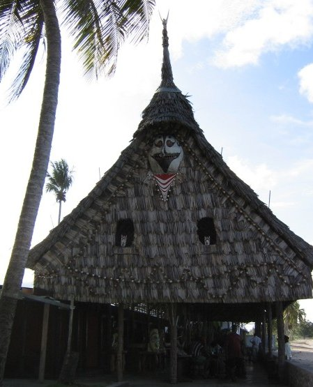 Photos of the Windjammer Beach Club in Wewak, Papua New Guinea