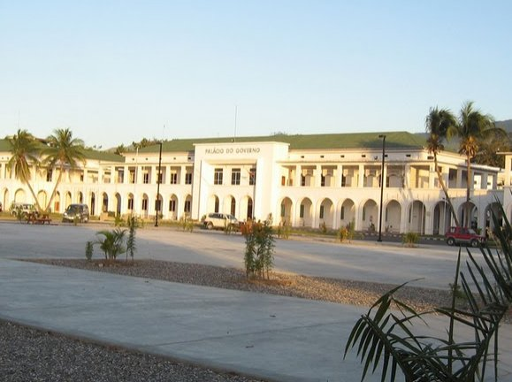 Photos of the Government Palace in Dili, East Timor, East Timor