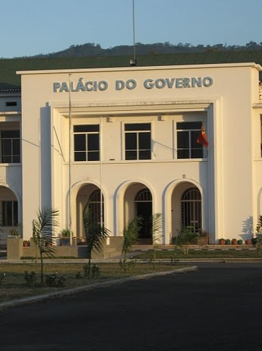 Pictures of the Government Palace in Dili, East Timor, East Timor