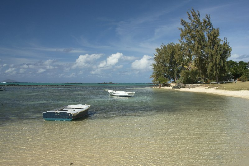 Blue Bay and the Beaches of Mauritius Review Photograph