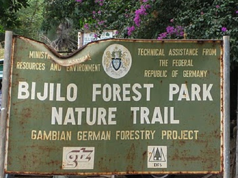 Bijilo National Park Gambia