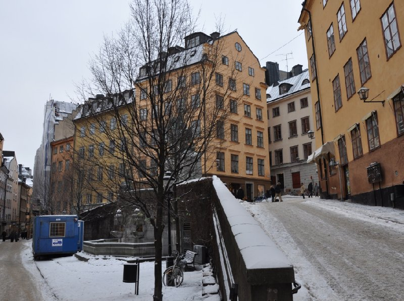 Christmas Holiday in Stockholm Sweden Trip Review