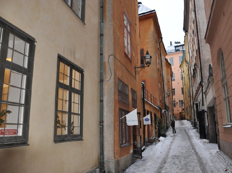 Stockholm Sweden Vacation Diary