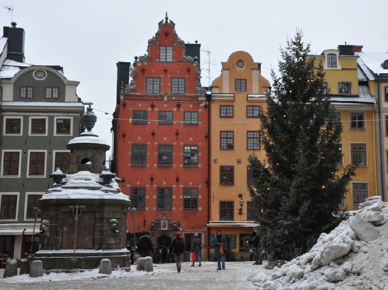 Christmas Holiday in Stockholm Sweden Blog