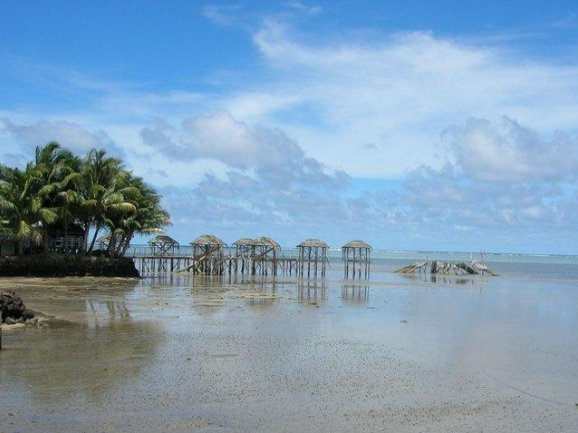 Samoa trip from Upolu to Savaii island Apia Travel Picture