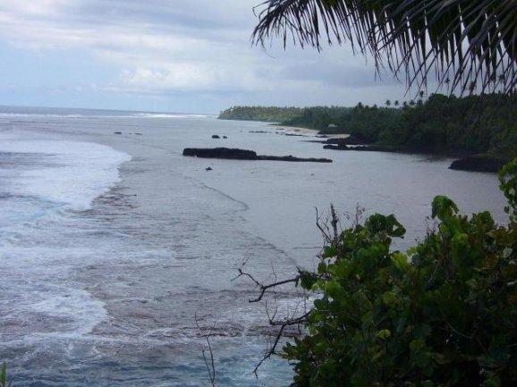 Samoa trip from Upolu to Savaii island Apia Travel Guide