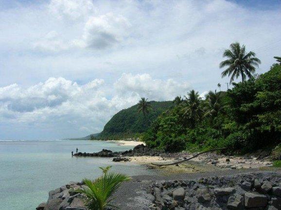 Samoa trip from Upolu to Savaii island Apia Trip Photographs
