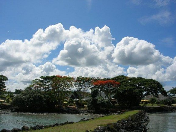 Samoa trip from Upolu to Savaii island Apia Diary Photography