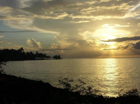 Apia Samoa Travel Review