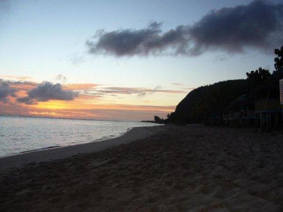 Samoa trip from Upolu to Savaii island Apia Photo