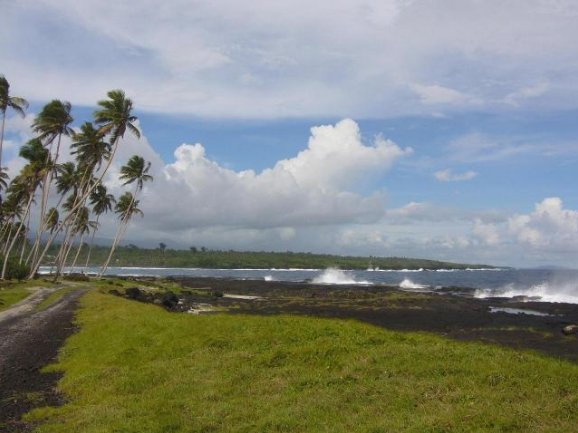 Samoa trip from Upolu to Savaii island Apia Trip Experience