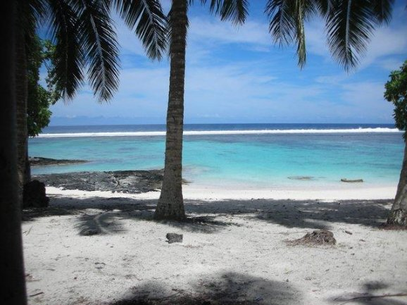 Apia Samoa Vacation Diary