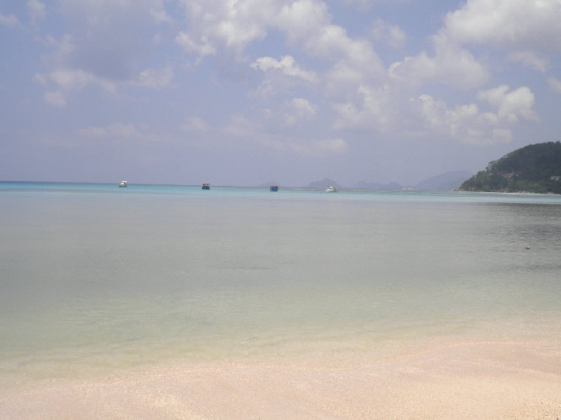 Photo Sailing Seychelles Best Beaches decided