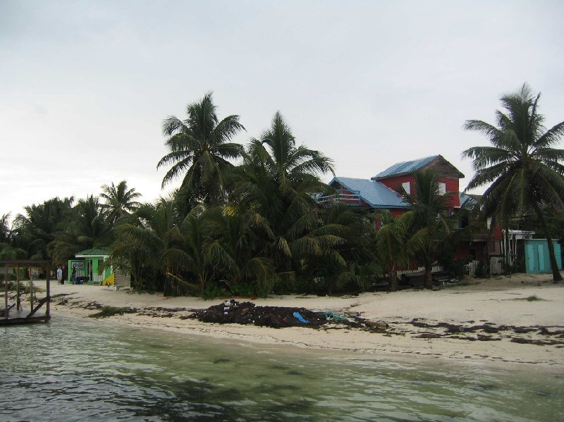 Photo From Belize City to Caye Caulker Island Salvador