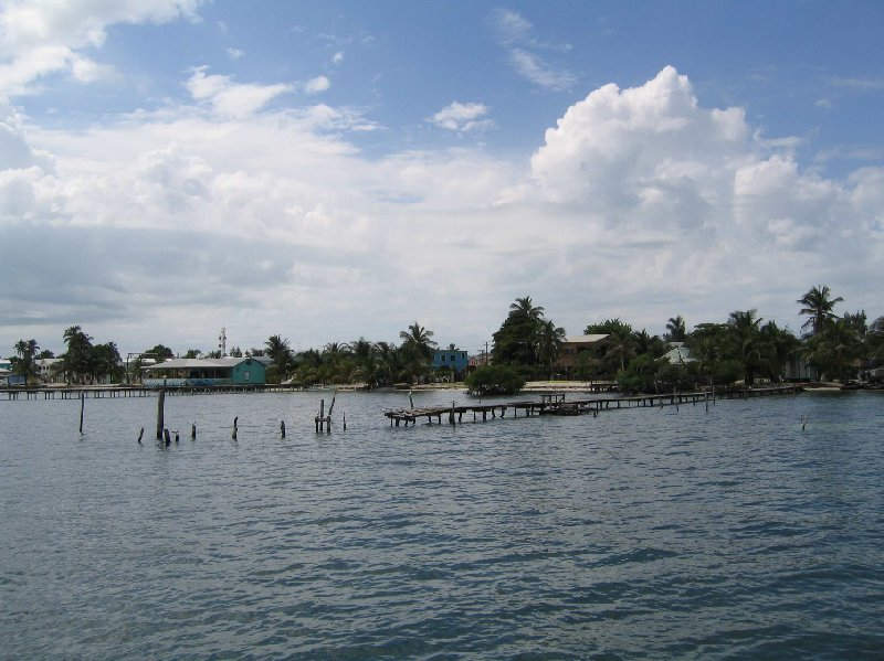 From Belize City to Caye Caulker Island Photos