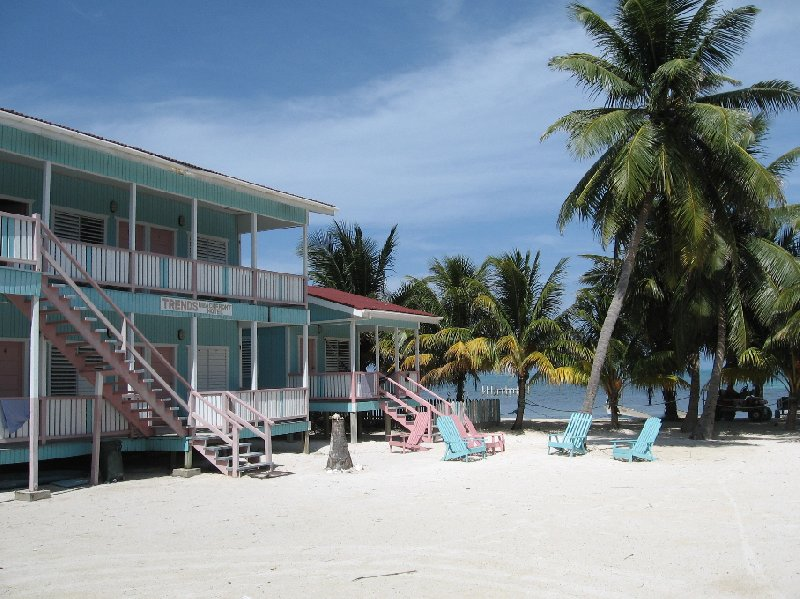 Photo From Belize City to Caye Caulker Island northeast