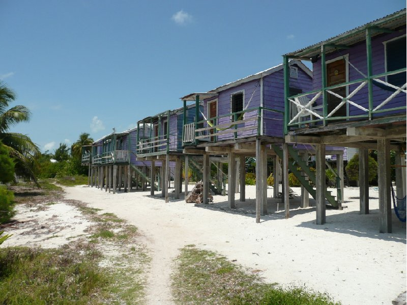 From Belize City to Caye Caulker Island Travel Sharing