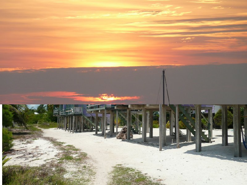 From Belize City to Caye Caulker Island Travel Album