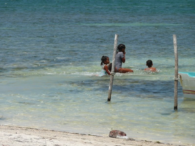 From Belize City to Caye Caulker Island Vacation Diary