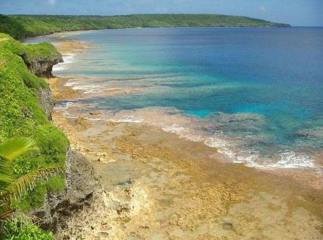 The Landscapes of Niue Island Alofi Photo Sharing