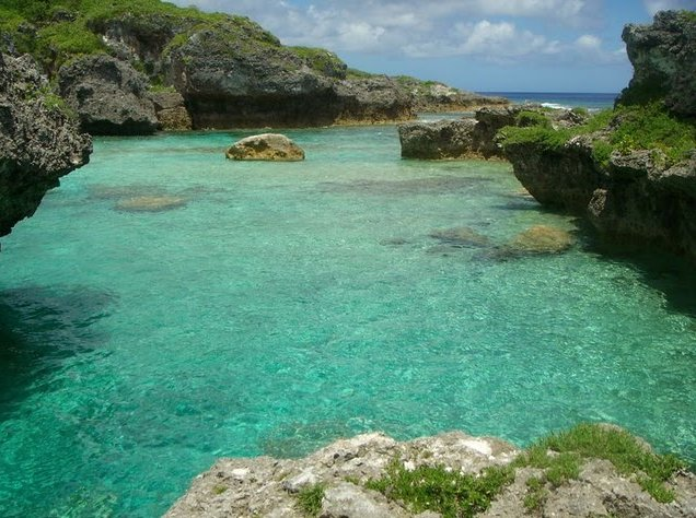 The Landscapes of Niue Island Alofi Trip Adventure