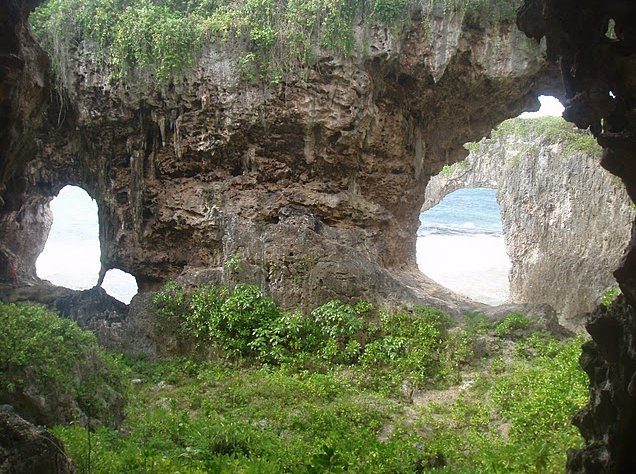 The Landscapes of Niue Island Alofi Travel Gallery