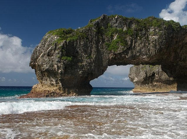 The Landscapes of Niue Island Alofi Information
