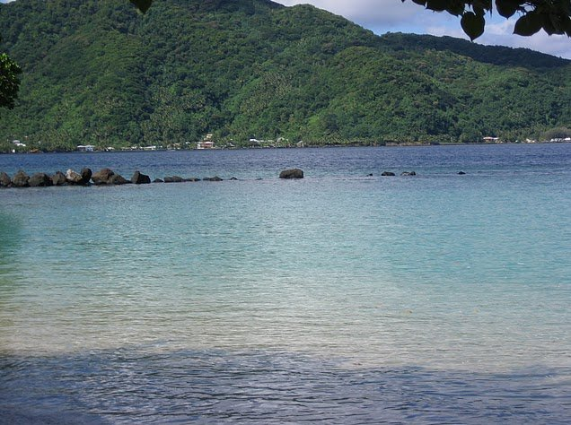 Photo American Samoa National Park Pictures island