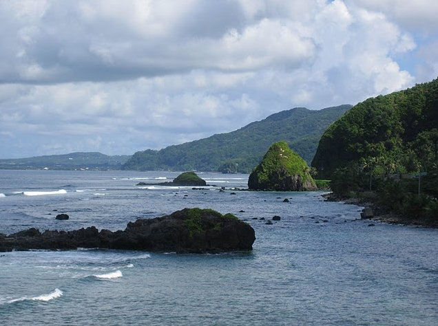 American Samoa National Park Pictures Pago Pago Travel Blog