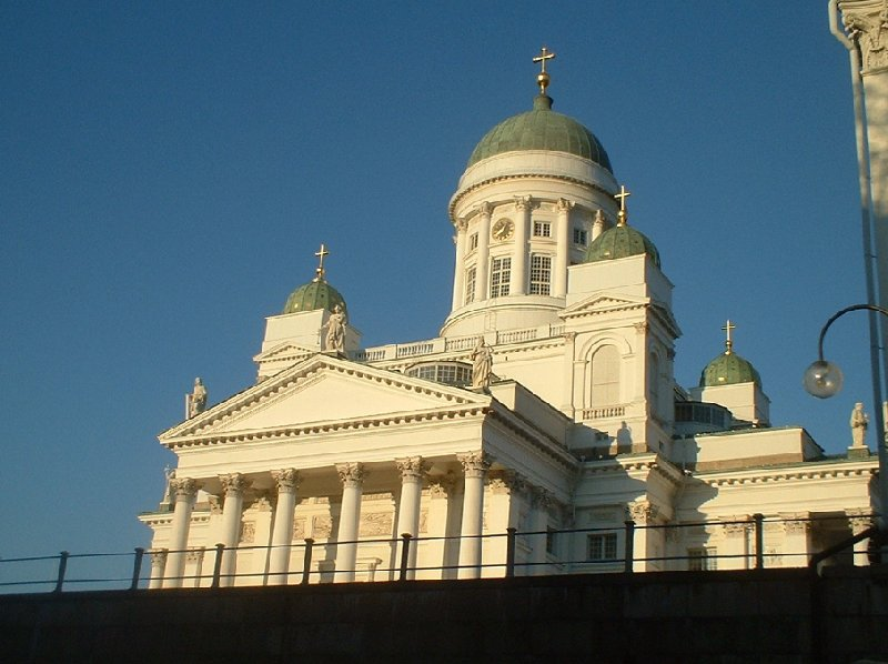 Holiday in the Helsinki city center Finland Vacation Information