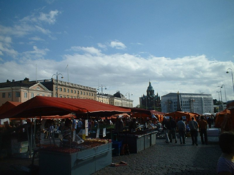 Holiday in the Helsinki city center Finland Vacation Guide