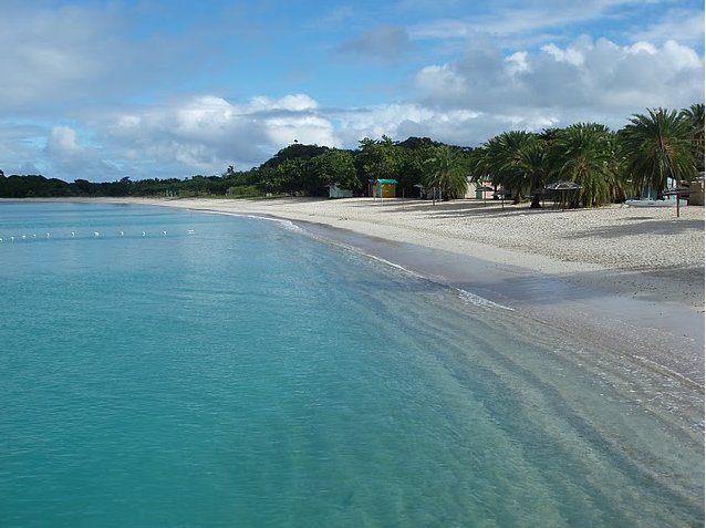 Pictures of Antigua and Barbuda beaches Diary Adventure