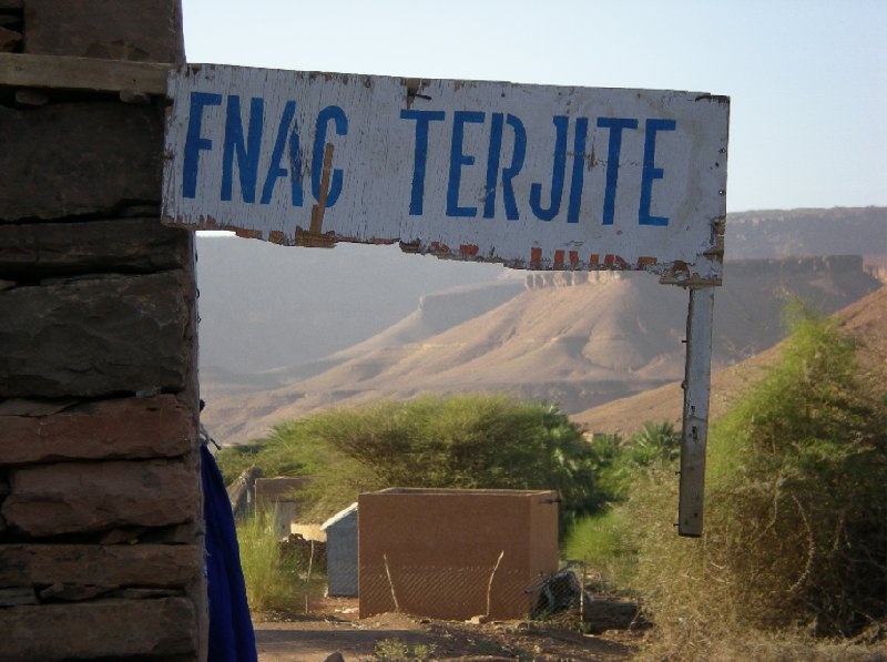 Terjit Mauritania Holiday Review
