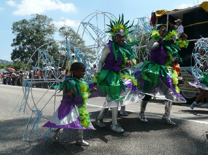 Trinidad carnival 2010 pictures Port-of-Spain Trinidad and Tobago Blog Picture