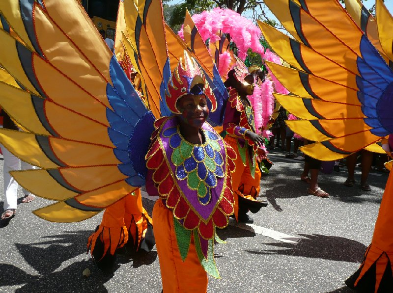 Trinidad carnival 2010 pictures Port-of-Spain Trinidad and Tobago Trip Photo