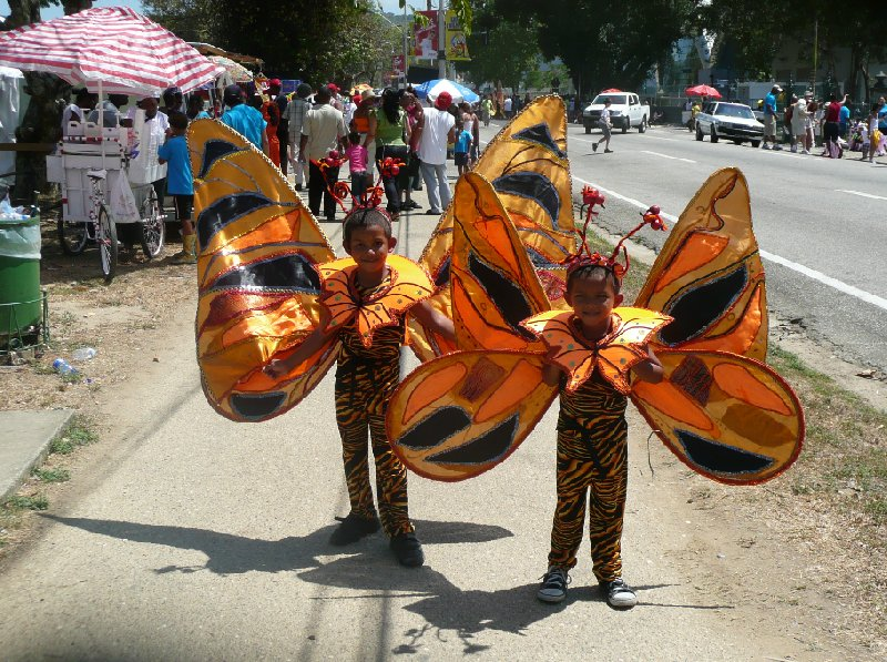 Trinidad carnival 2010 pictures Port-of-Spain Trinidad and Tobago Travel Sharing