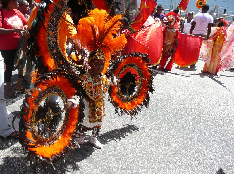 Trinidad carnival 2010 pictures Port-of-Spain Trinidad and Tobago Travel Blog