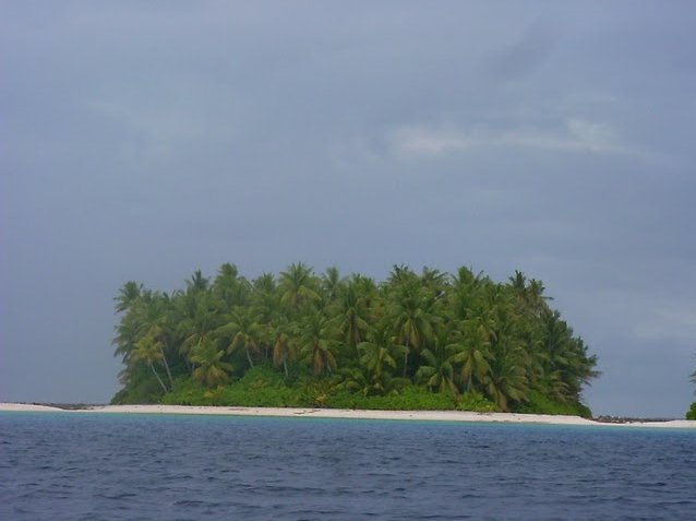 Photo Nukunonu Tokelau islands group Tokelau