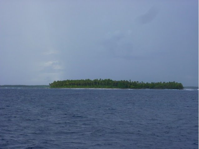 Photo Nukunonu Tokelau islands group tropical