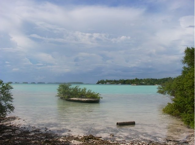 Nukunonu Tokelau islands group Vacation Experience