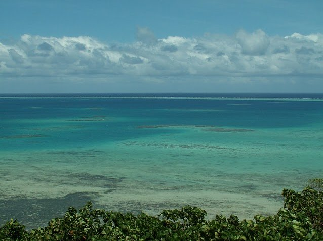 Photo Wallis and Futuna islands Nukunonu