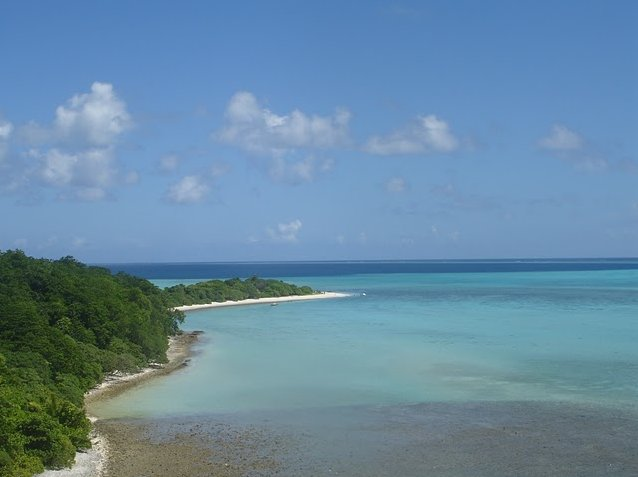 Photo Wallis and Futuna islands continue