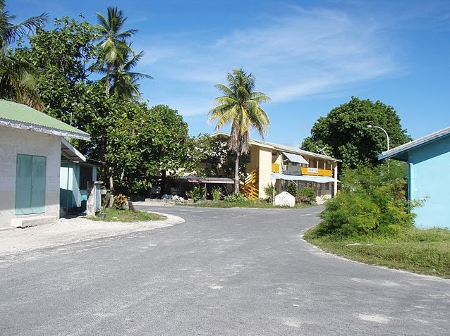 Photos from Funafuti atoll of Tuvalu Vacation Information