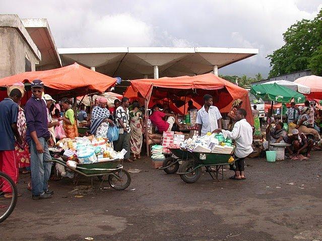Le Moroni Hotel Comoros Trip Photographs