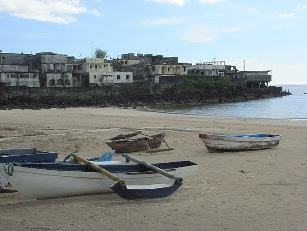 Le Moroni Hotel Comoros Travel Review
