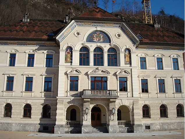 Photo Things to do in Vaduz Liechtenstein either