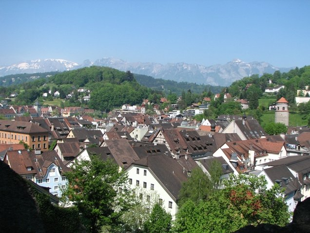 Things to do in Vaduz Liechtenstein Diary Sharing