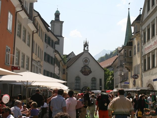 Things to do in Vaduz Liechtenstein Blog Review